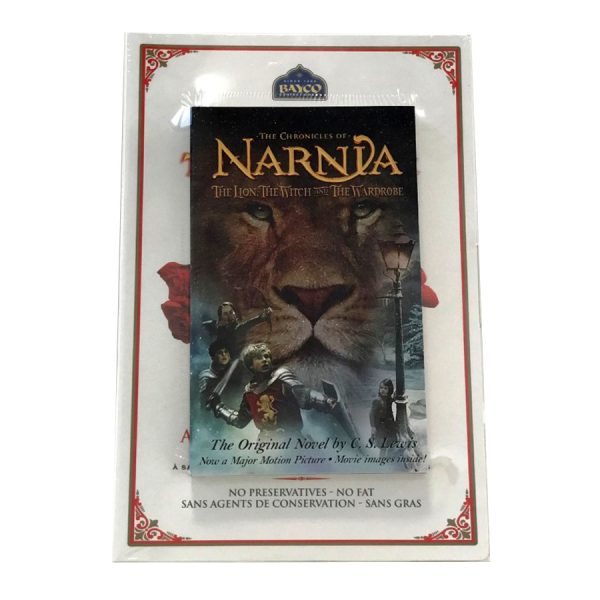 children's gift box turkish delight narnia white