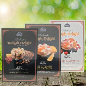 combo turkish delight boxes
