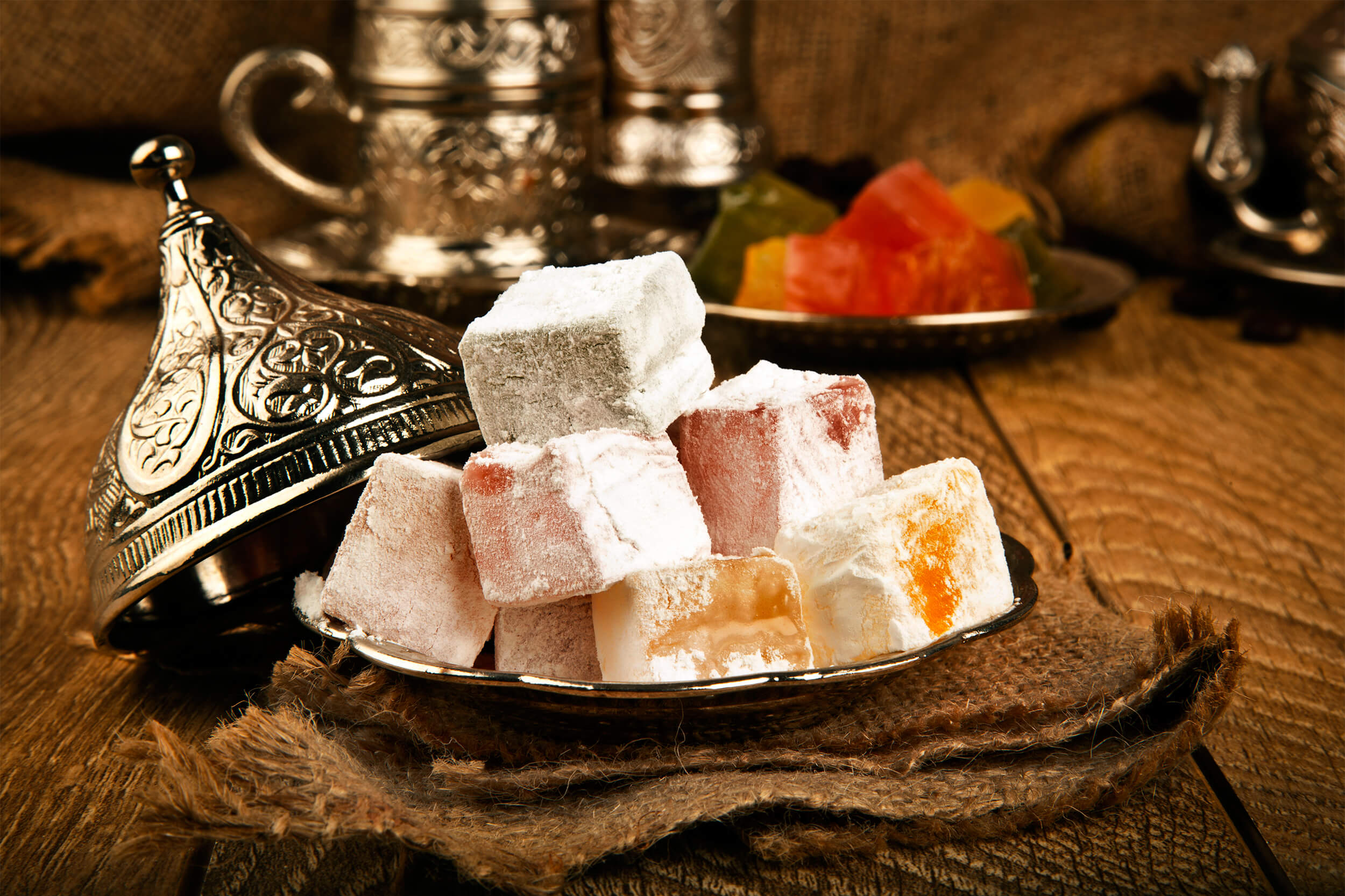 Turkish Delight Bayco Confectionery